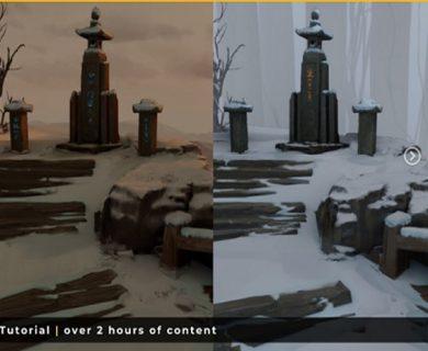 آموزش انیمیشن سازی در Photoshop و Blender