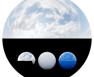 Sky-Only HDRI 9
